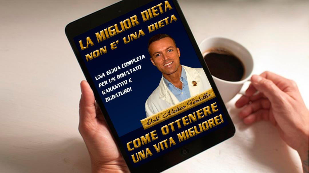 La miglior dieta non è una dieta - www.matteotortello.com