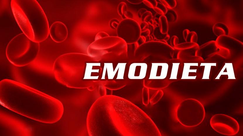 La dieta dei gruppi sanguigni , emodieta