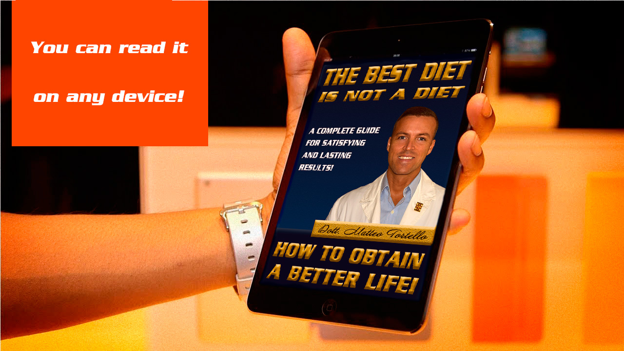 The best diet is not a diet on Ipad