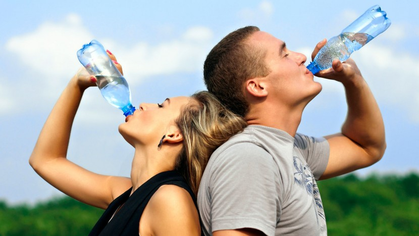 HYDRATION - DRINKING WATER